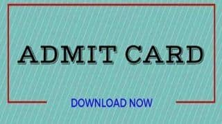 Gujarat Board Releases GUJCET 2020 Admit Card at gujcet.gseb.org | Check Here How to Download