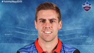 Delhi Capitals Replace England Allrounder Chris Woakes With South African pacer Anrich Nortje