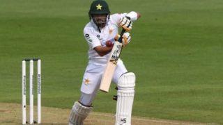 England vs Pakistan 2nd Test : बारिश से प्रभावित मैच में 126 रन पर पाक की आधी टीम पवेलियन लौटीृृ