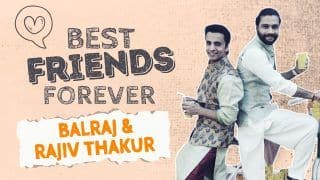 Rajiv Thakur And Balraj Syal Talk About Their Friendship And Comedy Circus