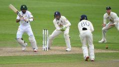 ENG vs PAK, 1st Test: बाबर आजम के अर्धशतक से पाकिस्तान की सधी शुरुआत