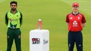 England vs Pakistan Live Streaming 3rd T20I