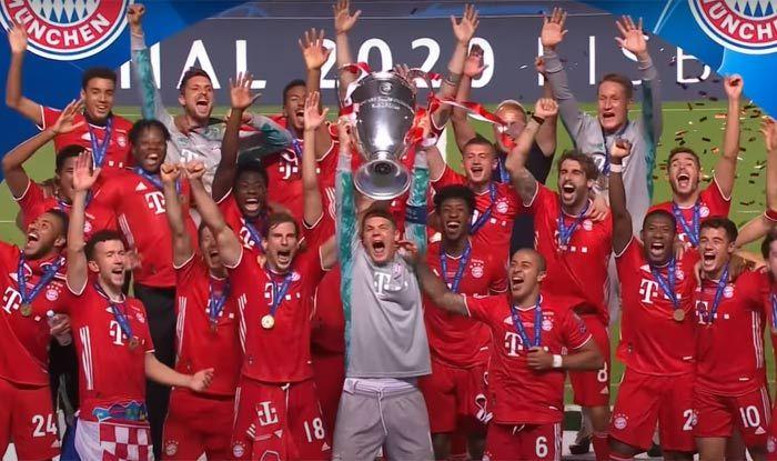 Champions League Final Bayern Munich Beat Paris Saint Germain 1 0 To Win Sixth European Title Football News Uefa Champions League Final