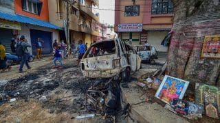 Bengaluru Violence: Section 144 in Riot-Hit Areas Extended Till 6 AM on August 16