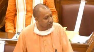 UP Assembly Session: CM योगी बोले- 492 वर्षों के बाद अयोध्या में मंदिर का निर्माण गौरव का विषय