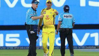 MS Dhoni retires: जब मैदान पर आपा खो बैठे कैप्टन कूल