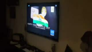 Pakistan's Dawn News Channel Hacked; Indian Tricolour, Independence Day Messages Surface on Screen