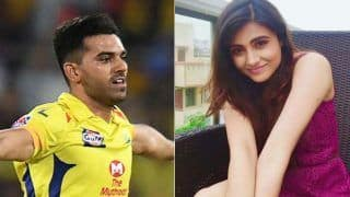 IPL 2020: Deepak Chahar's Sister Malti Reacts After CSK Pacer Tests Coronavirus Positive in UAE | POST