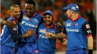 Delhi Capitals IPL 2020 Full Schedule: Date, Venue And India Timings