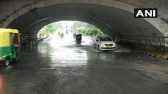 दिल्ली-NCR में बारिश से मौसम हुआ सुहावना, जानें अपने राज्य का ताजा अपडेट