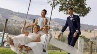 Australian women cricketer delissa kimmince laura harris get married 4114372