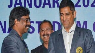 MS Dhoni Retires: Jharkhand CM Urges BCCI to Organise Farewell Match For Former Indian Captain in Ranchi