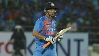 'टी20 विश्व कप में एमएस धोनी की अनुपस्थिति महसूस नहीं करेगी टीम इंडिया'