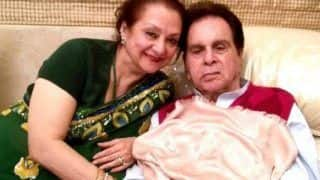 सायरा बानो ने दिलीप कुमार की सेहत पर दिया बयान, बोलीं- 'उनके लिए दुआ करें सभी उनकी इम्यूनिटी भी बहुत कम है'