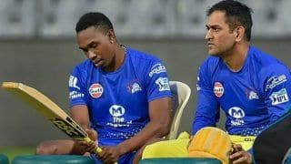 IPL 2020: MS Dhoni Never Panicked, Always Instilled Belief And Confidence in His Teammates, Says Dwayne Bravo