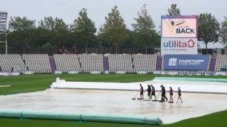 ENG vs PAK: तिसरे दिन का खेल बारिश के चलते पूरी तरह से धुला