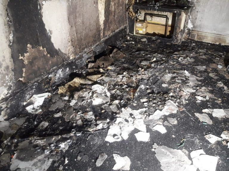 UK Man Lights Hundreds Of Candles To Propose To Girlfriend, Accidentally Burns Down His House