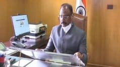 GC Murmu Takes Charge as Comptroller and Auditor General