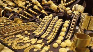 Gold/Sone ka Aaj ka Bhav 23 August 2020: सोने में आई भारी गिरावट, लेकिन फिर भी खरीदारी से बच रहे हैं लोग, जानें कारण