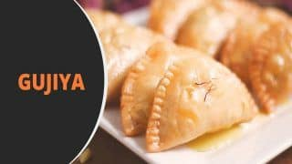 Gujiya Recipe: In The Mood For Sweets? Try Out This Delicious Deep-fried Indian Dessert