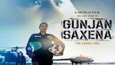 IAF ने फिल्म 'गुंजन सक्सेना: द करगिल गर्ल' में एयरफोर्स की 'नकारात्मक' छवि दिखाने पर आपत्ति जताई