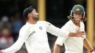 Sydney test anil kumble believes harbhajan singh was wrong during monkeygate incident 4099937