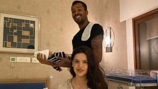 Hardik pandya natasha stankovic named their child as agastya pandya 4114411