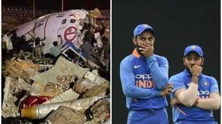 Kohli to Rohit, How Cricket Fraternity Reacted to Kerala Plane Crash | POSTS
