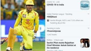 'Coming Soon' | Twitterverse Rejoices After Dhoni Tests COVID-19 -ve