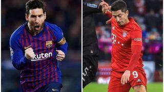 Champions League: Robert Lewandowski Will Beat Lionel Messi to Player of The Year if Bayern Beat Barcelona, Feels Rivaldo