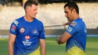 Covid Hits CSK, Again! After Balaji, Michael Hussey Tests +ve