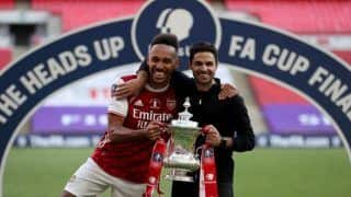 Pierre-Emerick Aubameyang: Arsenal Captain Signs New Three-Year Contract