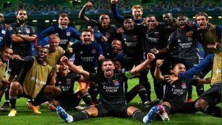 Champions League: Moussa Dembele Stars as Lyon Beat Man City 3-1 to Book Semi-Final Date With Bayern Munich