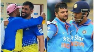 IPL 2020: CSK Camp Moments After MS Dhoni, Suresh Raina Announced International Retirements | WATCH VIDEO