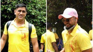IPL 2020 Updates: MS Dhoni-Led CSK Leave For UAE Amid Pandemic | PICS