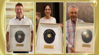 ICC Hall of Fame: Kallis, Sthalekar And Zaheer Abbas Inducted