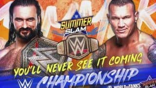 WWE Summer Slam 2020 Live Streaming Details, Full Match Card & All You Need to Know