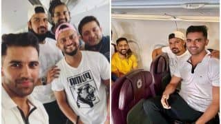 IPL 2020: Deepak Chahar's Conversation With Brother Rahul Goes Viral After CSK Player Tests Coronavirus Positive