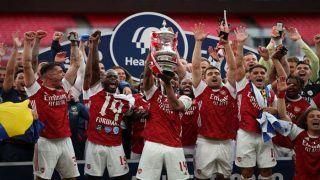 Arsenal vs Liverpool: Pierre-Emerick Aubameyang Stars as Gunners Secure Community Shield 5-4 Via Penalties