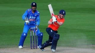 Morgan Surpasses Dhoni's Record For Most Sixes by International Captain
