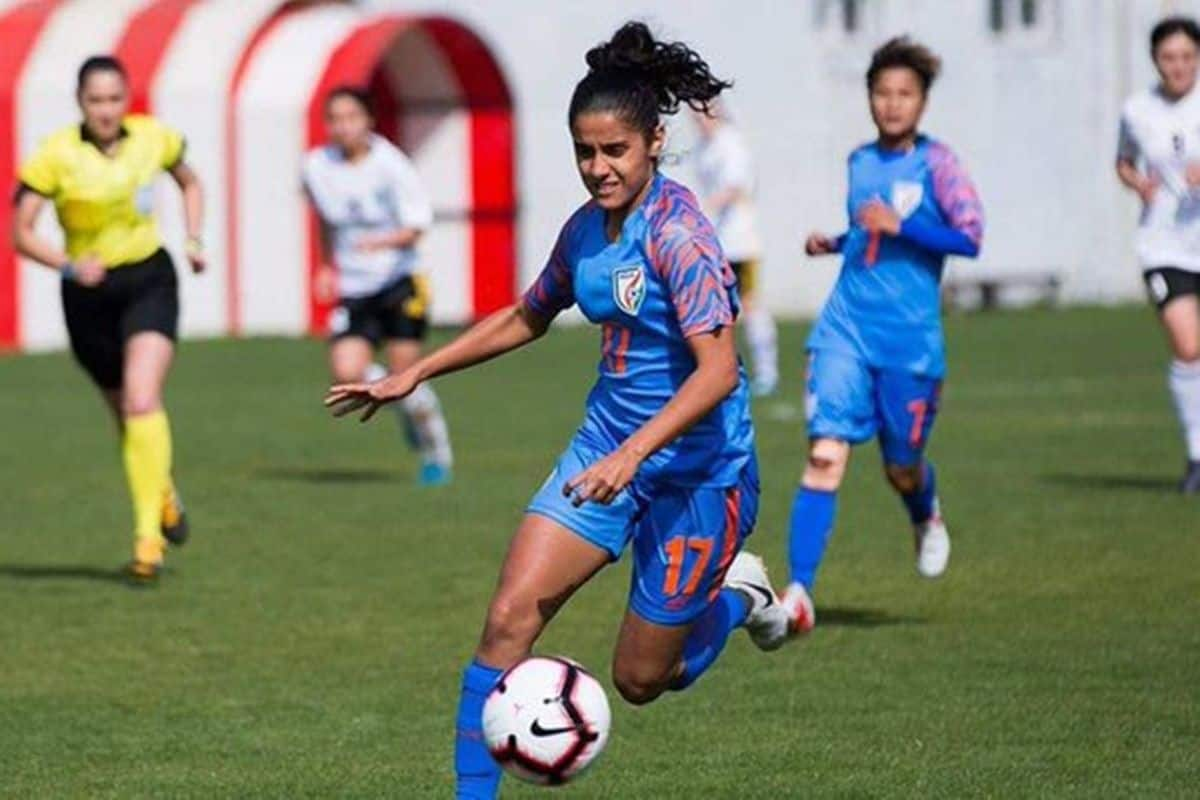 List of India women's national football team hat-tricks
