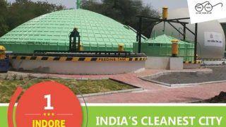 Swachh Survekshan 2020: स्वच्छता सर्वेक्षण में इंदौर ने फिर मारी बाजी, लगातार चौथी बार बना देश का सबसे साफ-सुथरा शहर
