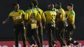 CPL 2020 : आईपीएल से पहले आंद्रे रसेल का धूम धड़ाका, जमैका तलावास को दिलाई शानदार जीत