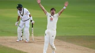 Eng vs pak after zak crawleys batting performance james anderson put pakistan in trouble with bowl 4119517