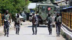 कश्मीर में संघर्ष विराम उल्लंघन की घटनाओं में कमी, लेकिन 300 आतंकी घुसने की फिराक में