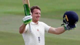 Eng vs pak 3rd test day 3 lunch report jos buttler century helps england to 373 3 4119378