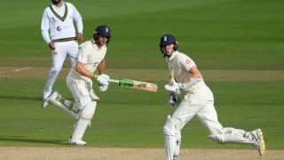 Zake crawley jos buttler 205 run partnership put england in strong position 4118734