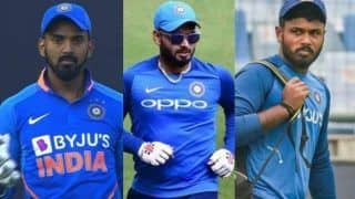 Rahul, Samson or Pant? Former India Cricketer Picks India's LOI Wicketkeeper