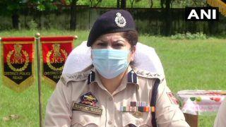 जम्मू-कश्मीर पुलिस के हाथ लगी बड़ी कामयाबी, लश्कर-ए-तैयबा  के तीन आतंकी गिरफ्तार