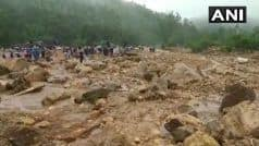 केरल: लैंडस्लाइड में मरने वालों का आंकड़ा बढ़कर 9 हुआ, 57 लोग अभी भी फंसे; प्रधानमंत्री ने किया मुआवजे का ऐलान